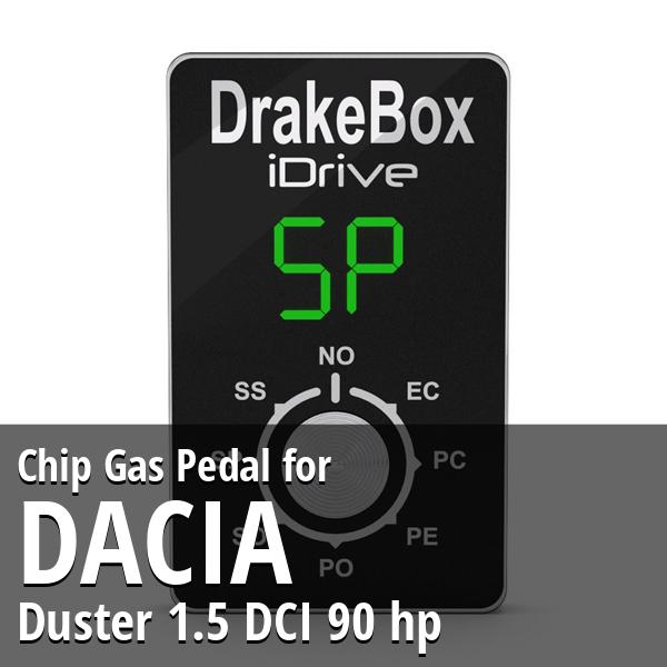 chip dacia duster 1 5 dci 90 hp gas pedal. Black Bedroom Furniture Sets. Home Design Ideas