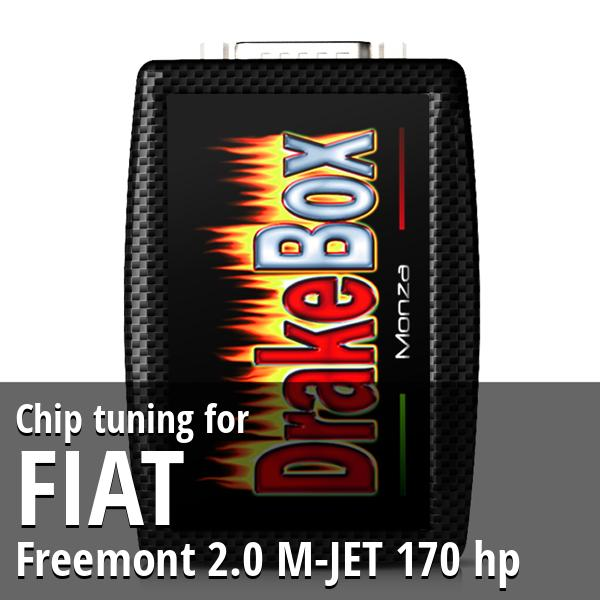 Chip tuning Fiat Freemont 2.0 M-JET 170 hp