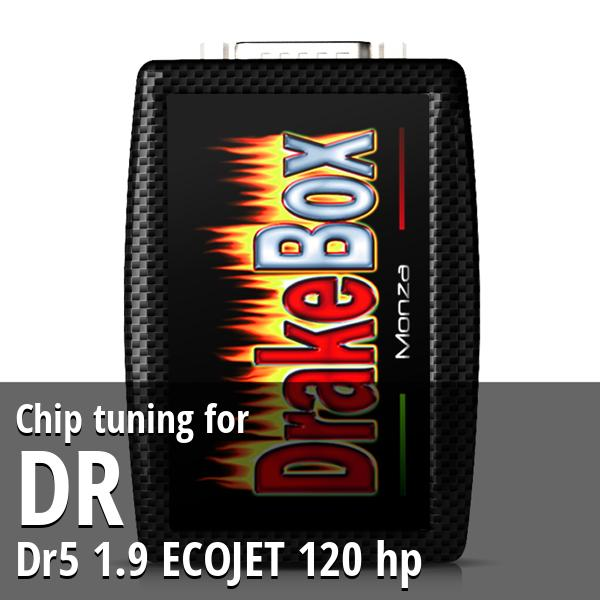 Chip tuning Dr Dr5 1.9 ECOJET 120 hp