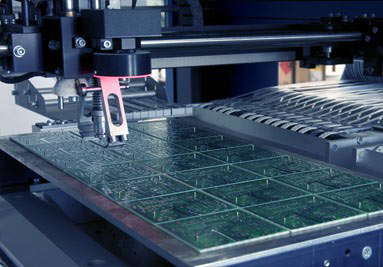 Robotic production